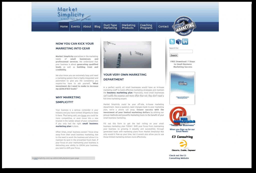web design exampes
